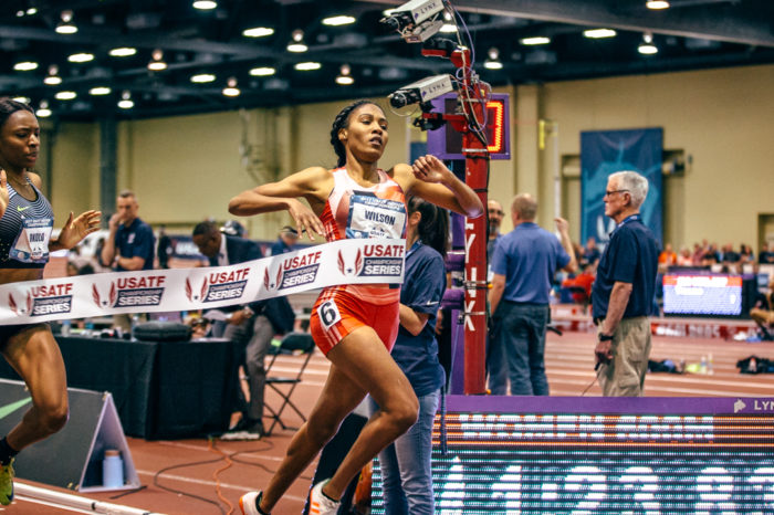 Citius Mag Podcast: Ajee Wilson on USA Indoors, training with Charlene Lipsey, Trials 800 final and more