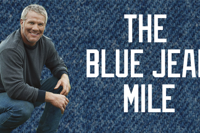 Track needs a new gimmick: introducing the Blue Jean Mile