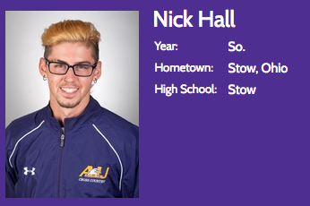 nick hall ashland university
