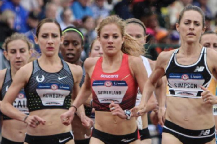 Wake up to Jenny Simpson's Pre Classic 1500 collegiate record