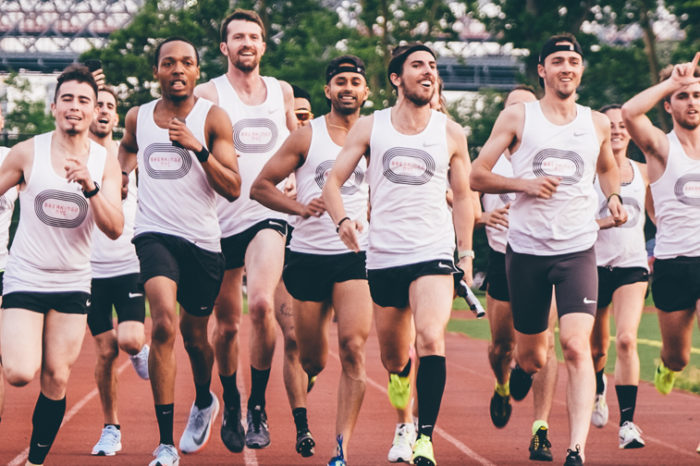 How the Lost Boys Track Club of New York City broke two hours for the marathon