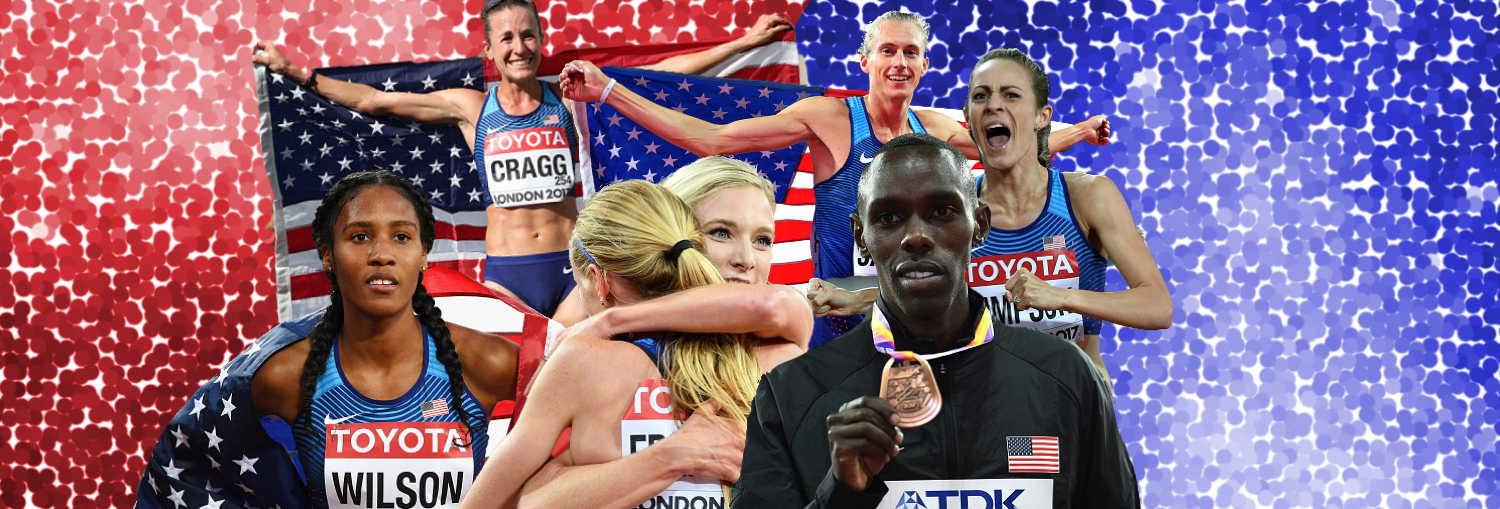 us distance running world championships