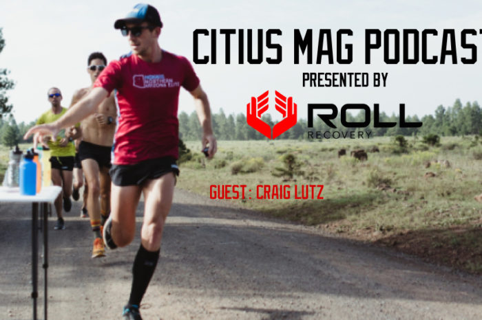 CITIUS MAG PODCAST: Craig Lutz on not rushing for the marathon, adjusting to pro life, Hamilton, Chicago Cubs and more