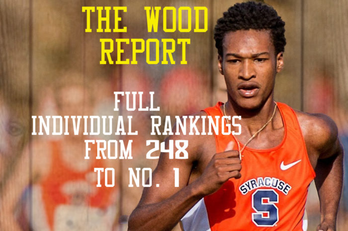 Wood Report: Syracuse's Justyn Knight tops NCAA XC Preseason Rankings