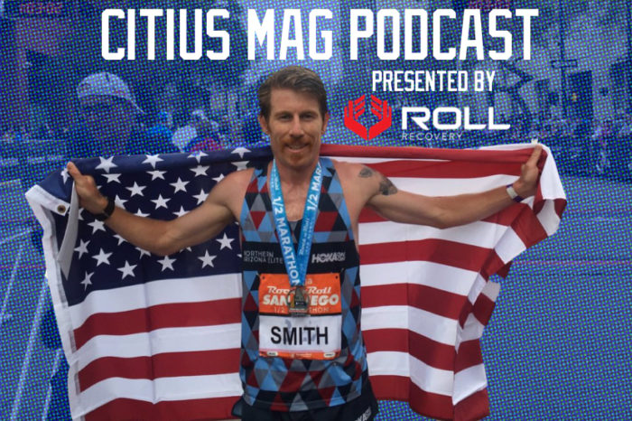 CITIUS MAG Podcast: Scott Smith on the Frankfurt Marathon, Still Chasing Sub-4, Idiot Marathoner and more