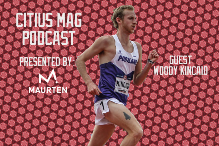 CITIUS MAG PODCAST: Woody Kincaid On His First Year With The Bowerman Track Club