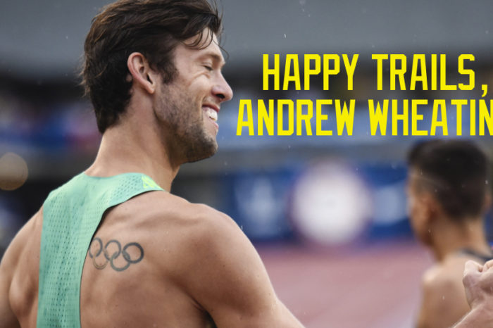 Andrew Wheating Says Farewell To Professional Running