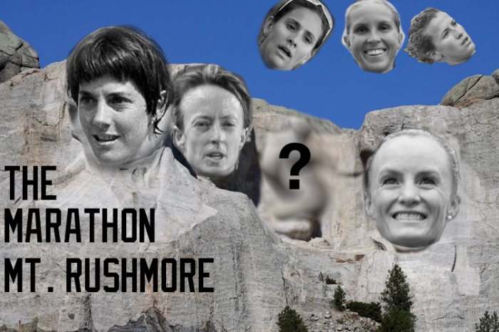 Mt. Rushmore of U.S. Women's Marathoners: Did Amy Cragg Just Snag A Spot?