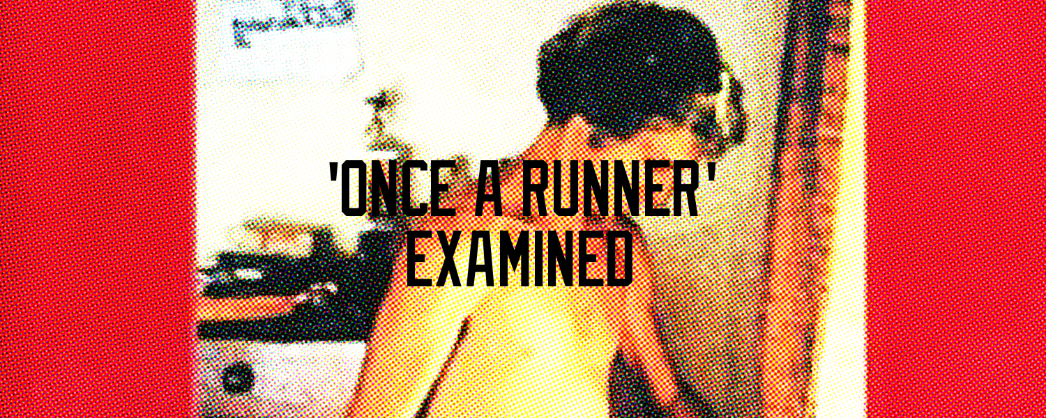 once a runner book review