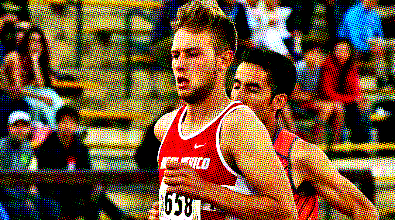 josh kerr ncaa outdoor track and field championships