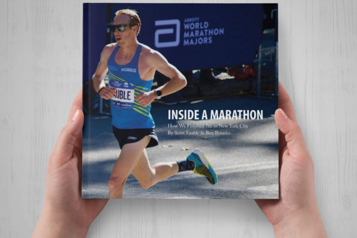 Book Excerpt: Scott Fauble's 'Inside A Marathon'