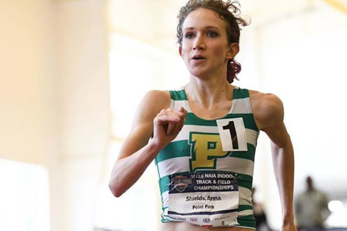 Collegiate Runner Anna Shields Finds Success The Second Time Around