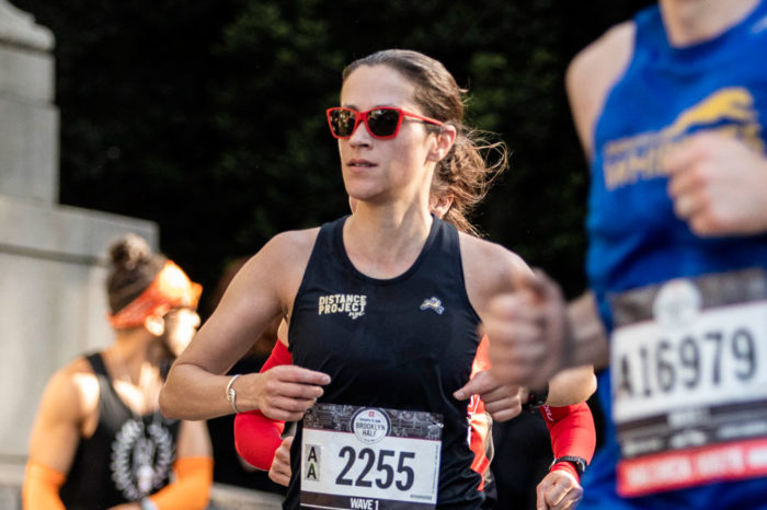 Runners of NYC Podcast: Lucy Paez Stelzner of Distance Project NYC