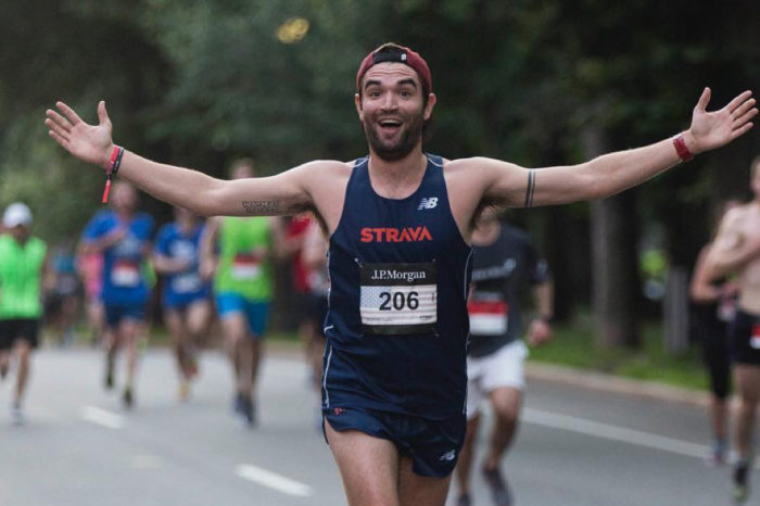 Runners of NYC Podcast: Paul Leak of Strava