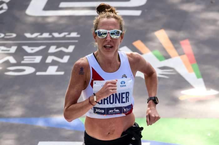Roberta Groner Dishes on Her Worlds/NYC Marathon Double, Why Getting Older Doesn't Mean Getting Slower