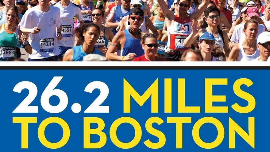 michael connelly book 26.2 miles to boston
