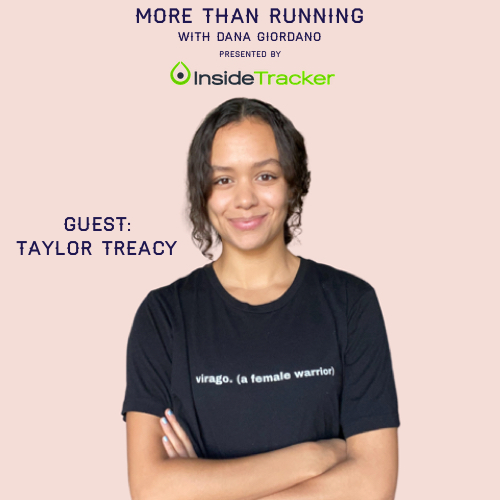 more than running podcast taylor treacy