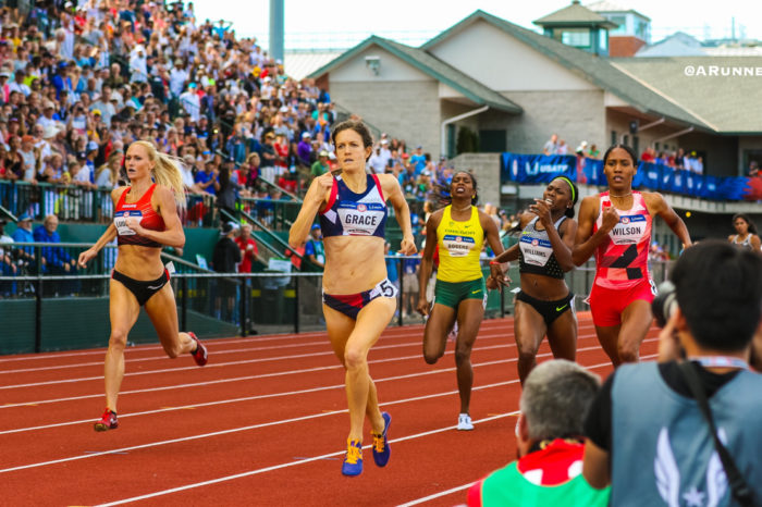 Podcast: Kate Grace on PRs, racing Caster Semenya/Laura Muir, breathing exercises and more