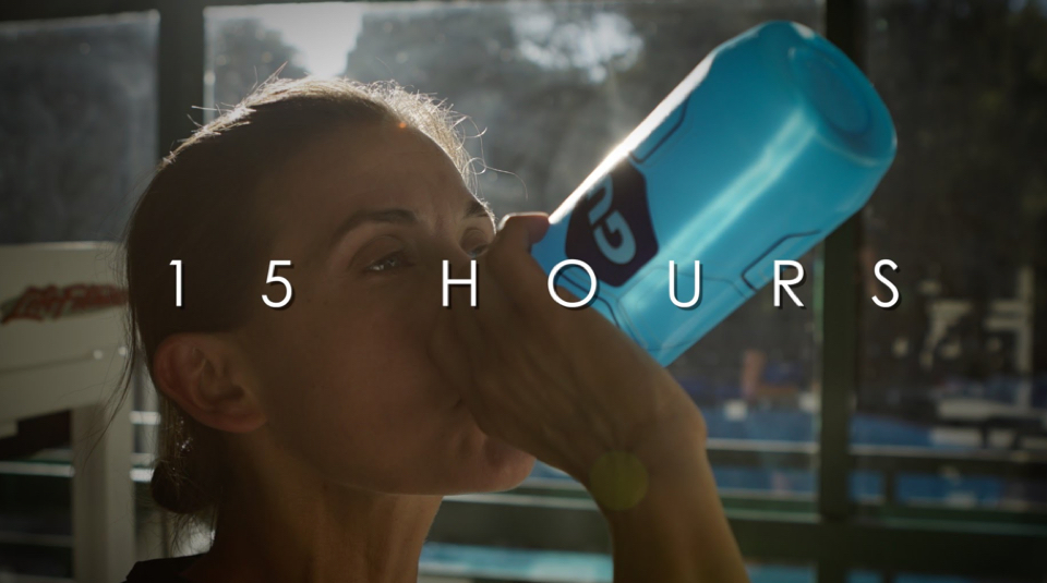 15 hours running documentary