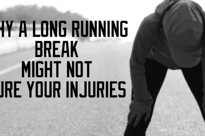 Why a long running break might not cure your injuries