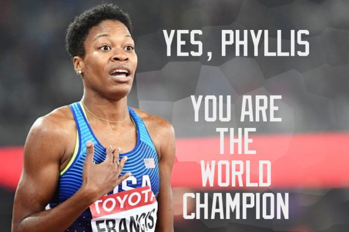 Dissecting the Wild Ending To the Women's 400 Meter Final