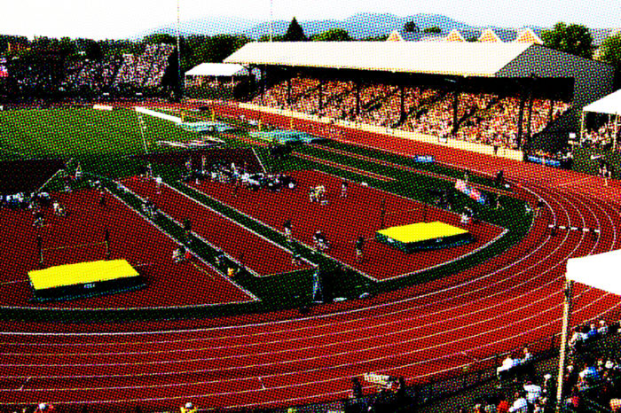 The Oldest Stadiums in College Track