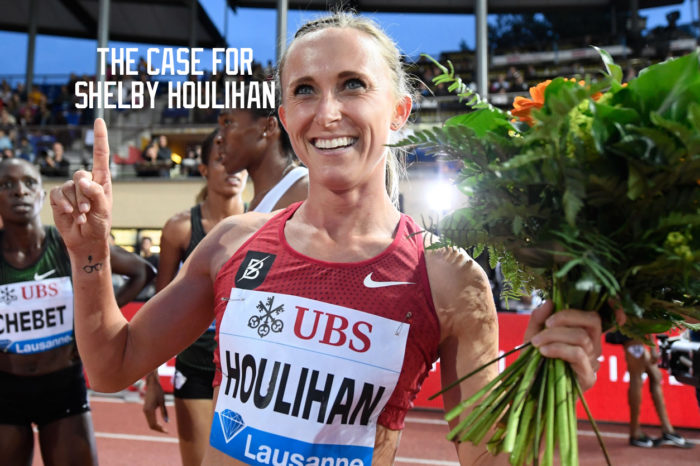 CITIUS MAG Athlete of the Year – The Case For...Shelby Houlihan
