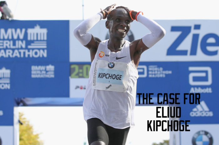 CITIUS MAG Athlete of the Year – The Case For...Eliud Kipchoge