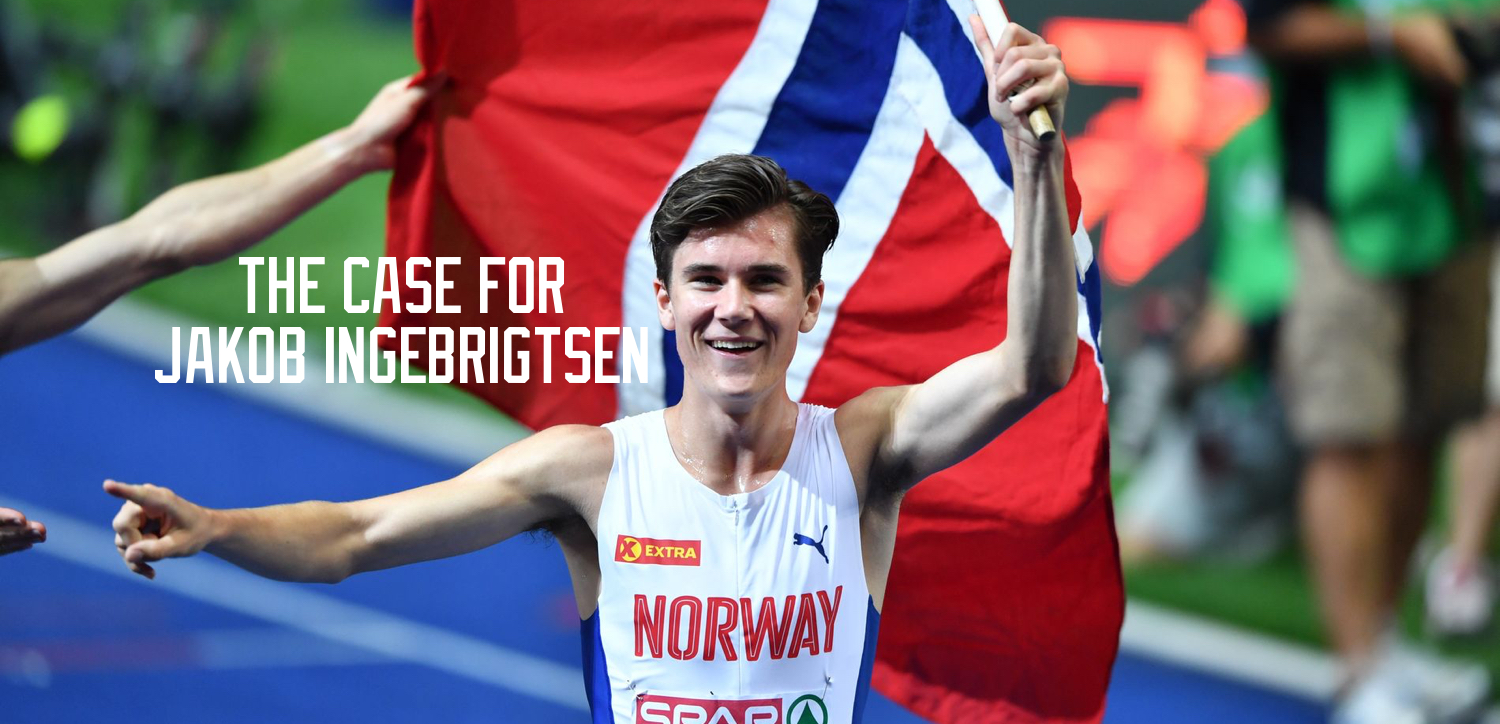 jakob ingebrigsten athlete of the year