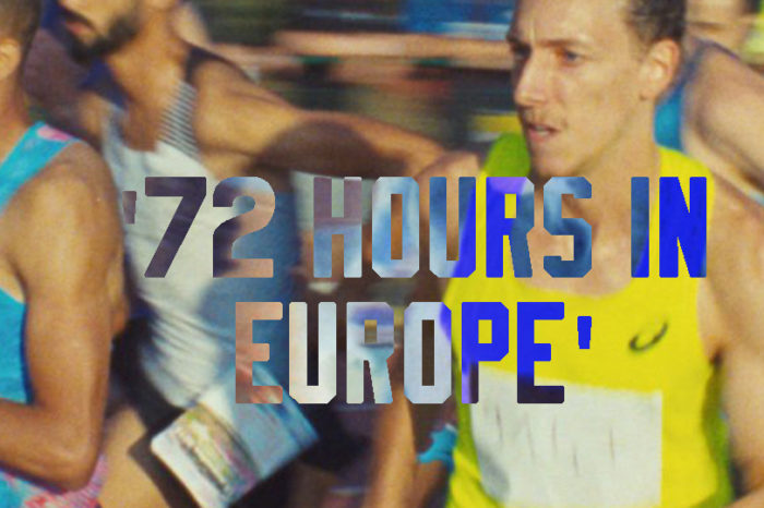 Chuck PT's Video of the European Track Races You Wish You Ran