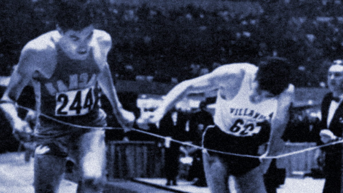 jim ryun marty liquori ncaa track and field history