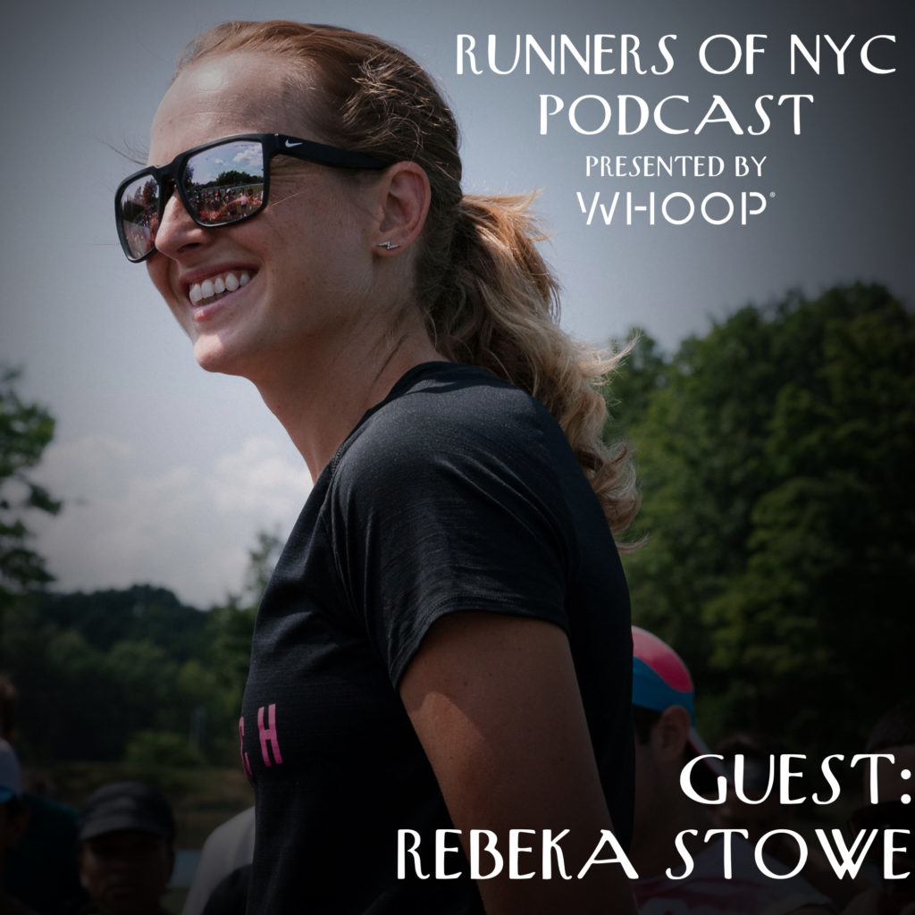 rebeka stowe runners of new york city podcast